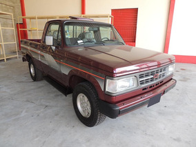 Chevrolet D20 4.0 Custom De Luxe Cd 8v Diesel 2p Manual