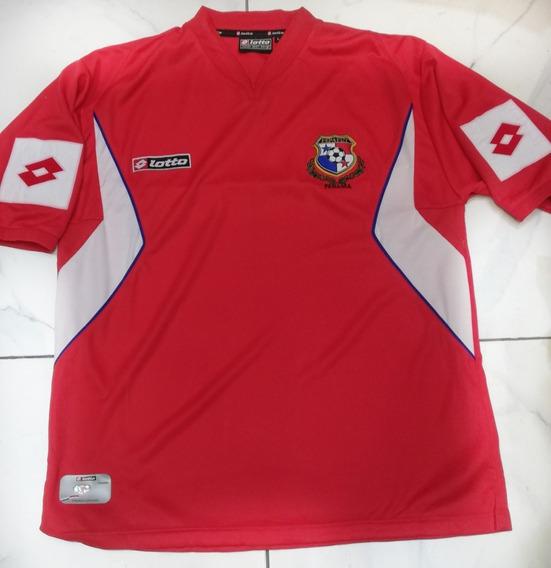Camiseta Remera Selección Fútbol Panamá, Temporada 2003/4