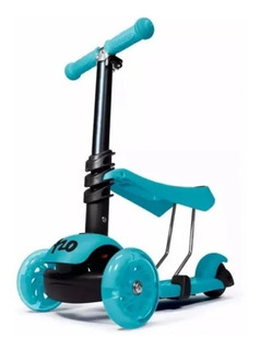 Monopatin Scooter Luz 720 3 En 1