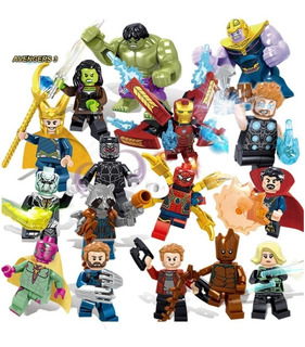 Super Heroes Infinity War Envío Gratis