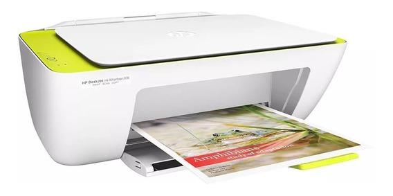 Impressora Multifuncional Xerox Escane Jato De Tinta Hp2136