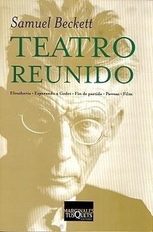 Imagen 1 de 2 de Libro - Teatro Reunido - Beckett, Samuel