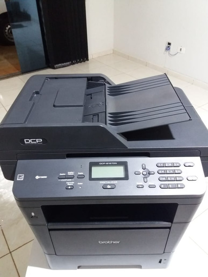 Multifuncional Brother Dcp 8157dn Usada