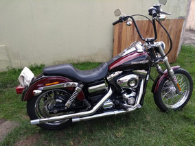 Dyna Super Glide Custom 2014