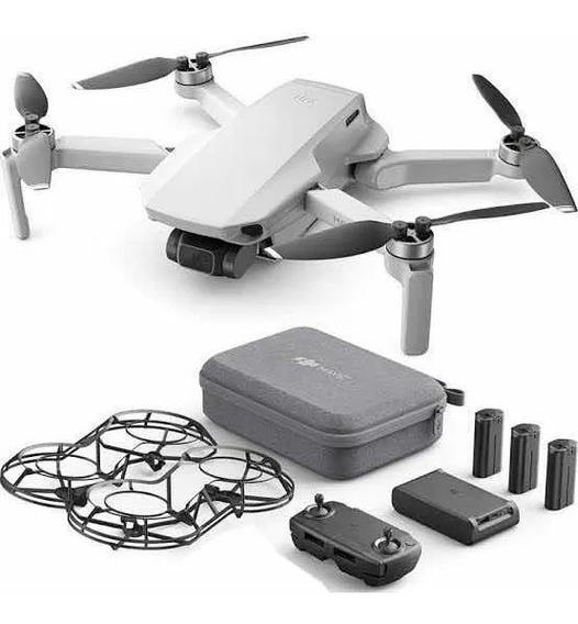 Drone Dji Mavic Mini Fly More Combo Anatel Homologado Nota