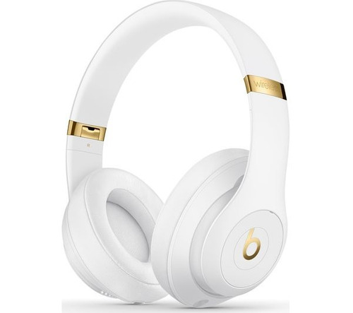 Imagen 1 de 6 de Beats Studio 3 Audífonos Over-ear Bluetooth Wireless Blanco