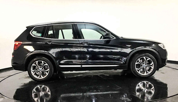 Bmw X3 28i X Line / Combustible Gasolina 2017 Con Garantía A
