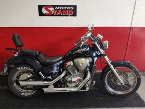 Honda Shadow Vt 600 C 2003 Azul