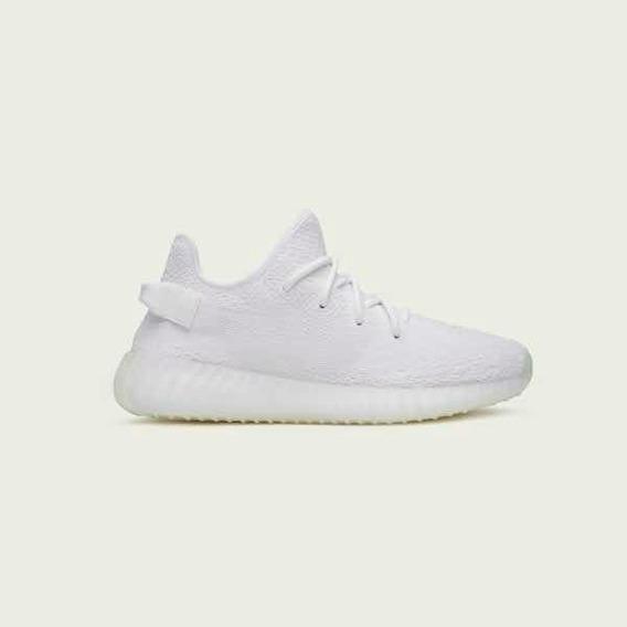 adidas Yeezy Boost 350 Triple White - 45 - Original Com Nota