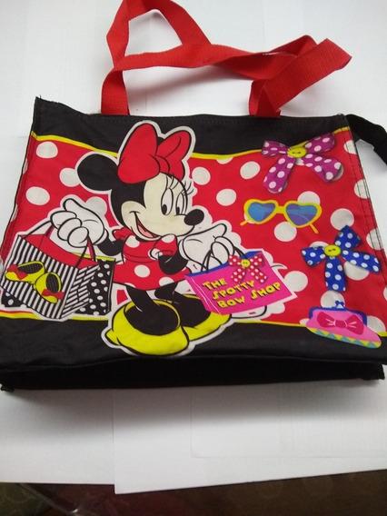 Bolso Disney Lona_