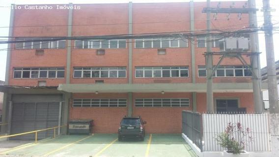 Galpão Para Locação Em São Paulo, Santo Amaro - 1000749
