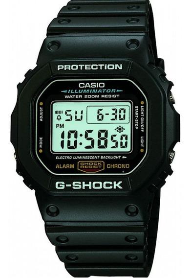 Relógio Casio G-shock Dw-5600e-1vdf