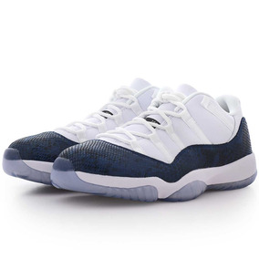 Tenis Nike Air Jordan 11 Retro Low Snakeskin Originales 2019