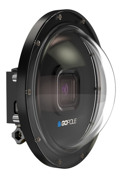 Dome Gopole Gopro Hero 5 6 Black 100% Original Novo Lacrado