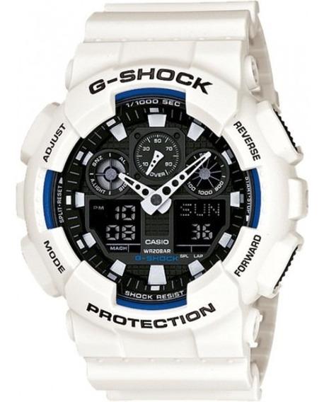 Relógio Casio G-shock Diversas Cores Ga-100 Original