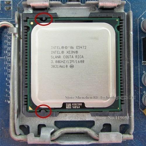 Intel Xeon E5472 Quad Core 3.00ghz/12mb/1600 Mhz 775