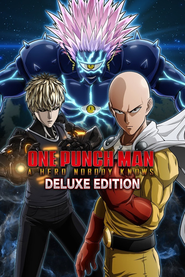 One Punch Man: A Hero Nobody Knows - Pc