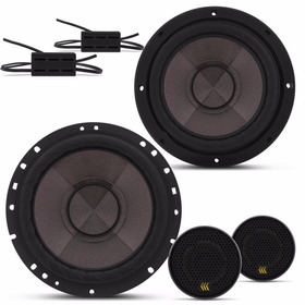 Kit 2 Vias Bravox 6 Cs60p - 120w Rms