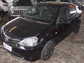 Etios 1.5 Xs Sedan 16v Flex 4p Manual