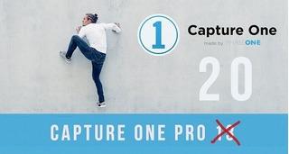 Capture One 20 Pro Permanente Win/mac