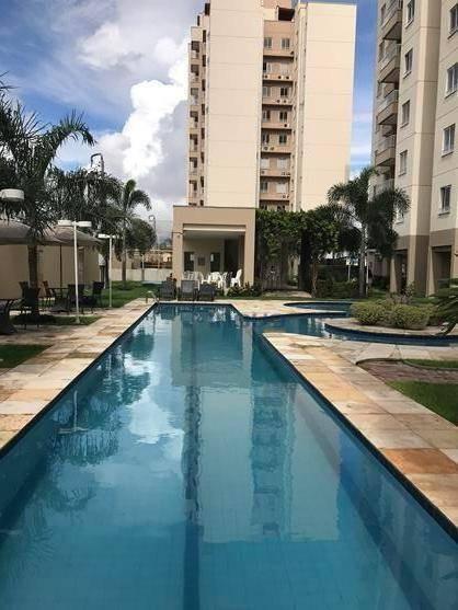 Apartamento Com 3 Dormitórios À Venda, 65 M² Por R$ 249.999,00 - Messejana - Fortaleza/ce - Ap0824
