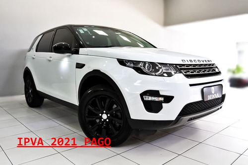 Land Rover Discovery Sport 2.0 16v Si4 Turbo 2018/2018