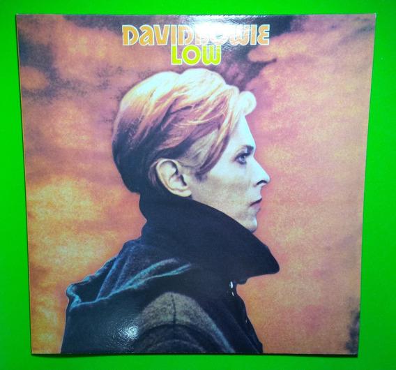 David Bowie - Lp Low 1977 - Novo Vinil Verde