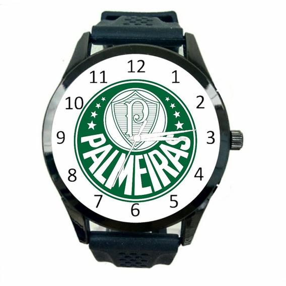 Relógio Palmeiras Jogo Masculino Gratis Barato Promoção T37