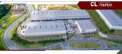 Imagem 1 de 2 de Galpão Condomínio Em Centro  -  Itapevi - 41268