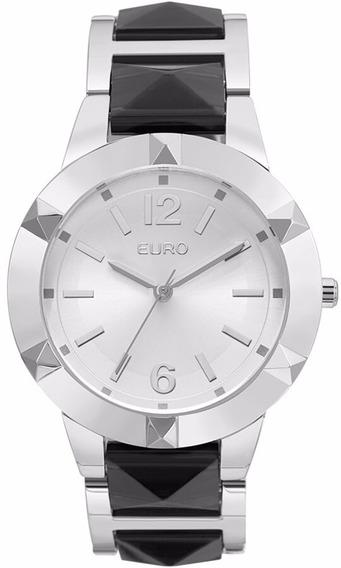 Relógio Euro Mix Material Eu2035yma/3k