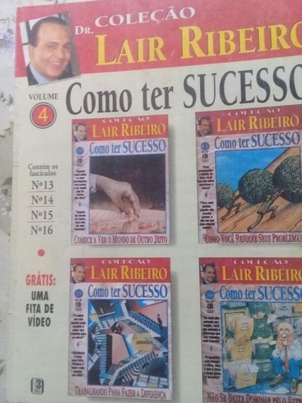Livro Antigo E Raro Da Coleção Dr Lair Ribeiro Volume 4
