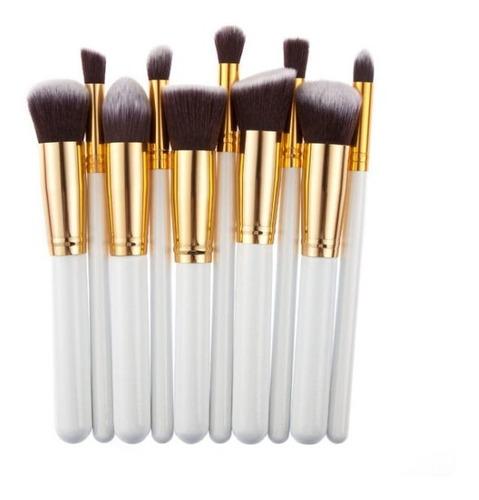 Set De 10 Minibrochas Maquillaje P - Unidad a $3000