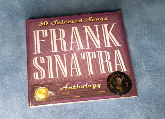 2 Cds Frank Sinatra - 30 Selected Songs Anthology - Sellado!