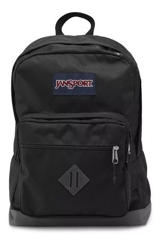 Mochila Jansport City Scout Black 5745