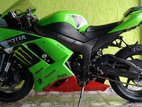 Zx6r 2008 Impecavel !!!