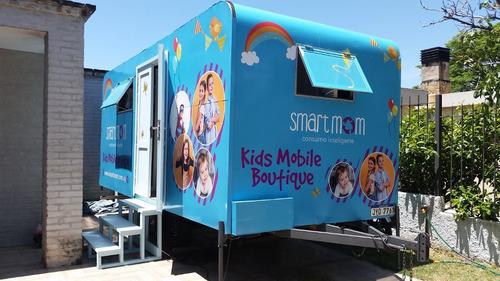 Tienda Sobre Ruedas - Store Truck De Niños