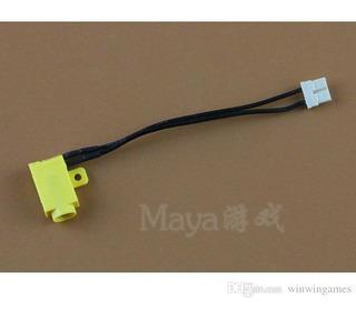 Conector Amarillo De Carga Psp 2000 O Slim Cargador