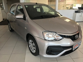 Etios 1.3 X 16v Flex 4p Manual 48225km