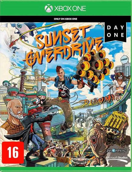 Sunset Overdrive| Xbox One| Português-br| Digital| Offline E Online