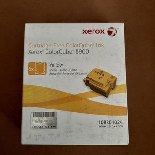 Tinta Sólida Xerox Color Qube 8900 Yellow