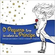 O Pequeno Livro De Colorir Do Principe Não Informado