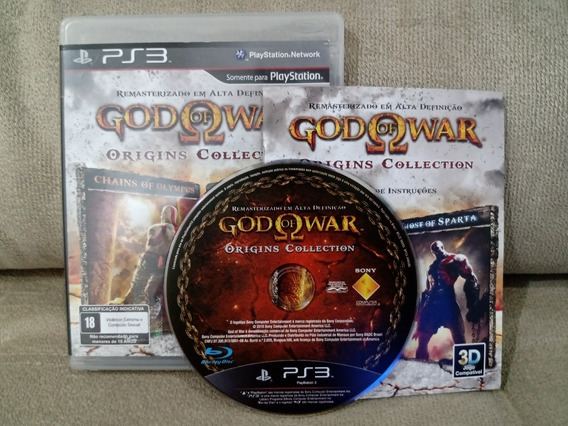 God Of War Origins Collection - Ps3 - Playstation 3