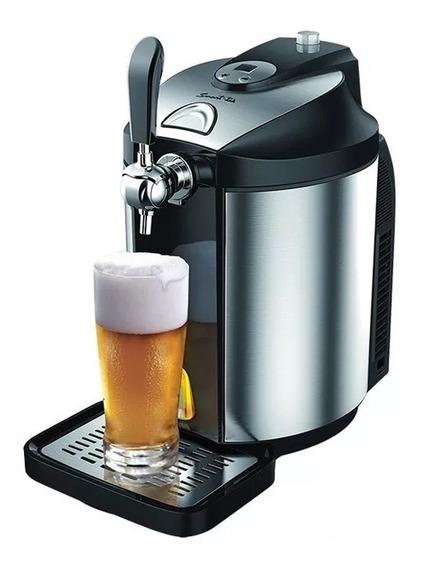 Chopera Keg Cerveza Smart Tek Bm800 5lts Acero Digital