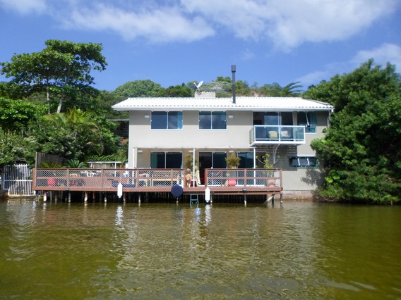 Casa Semi Mobiliada 3 Qtos Lagoa Fpolis - 72941