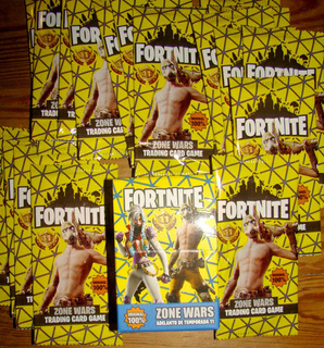 Sobre Cartas Fortnite Zone Wars Temporada 11 ( La Plata)