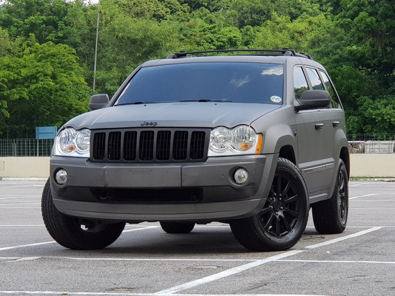 Jeep Grand Cherokee 5.7 V8 Hemi 2006 - 326hp