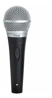 Shure Pg 48 Microfono Conferencias, Coros, Karaoke , Fiestas