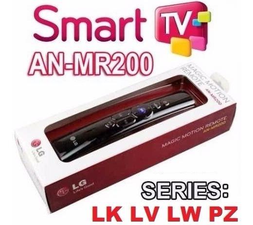 Kit Controle Magic Lg Tv 42lw6500 47lw6500 55lw6500 65lw6500