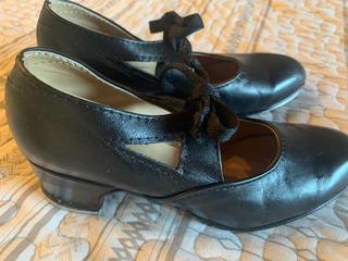 Zapatos De Tap! Impecables!!! Talle 30 Hermosos!
