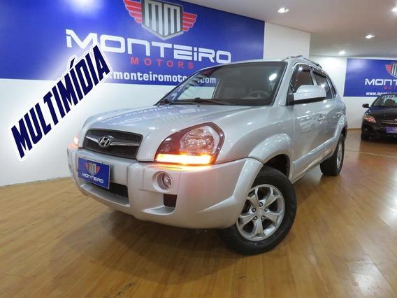 Hyundai Tucson 2.0 Gls 143cv 2wd Flex Aut Completa C/ Mult